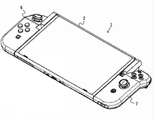 Nintendo's new patent might solve people's biggest complaint with Joy-Cons