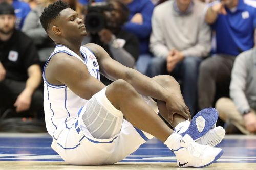 Zion Williamson officially diagnosed with Grade 1 knee sprain