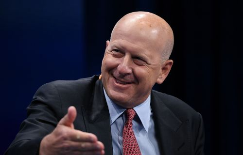 Goldman Sachs posts blowout profit on surprisingly strong trading