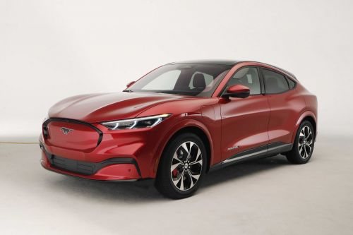 The Ford Mustang SUV Is Starting a Blitz of New Electric Vehicles