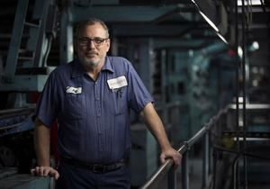 The people who print, package and transport newspapers at the Arizona Daily Star