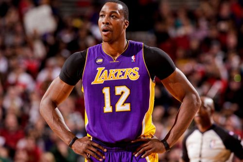 Dwight Howard and Lakers could reunite after DeMarcus Cousins injury