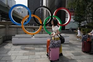 More than 1 million Olympic tickets in latest Japan lottery