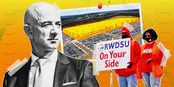 Amazon's victory against a union drive in Alabama proved workers want better workplaces, but America's labor laws are too broken to help them get that, experts say