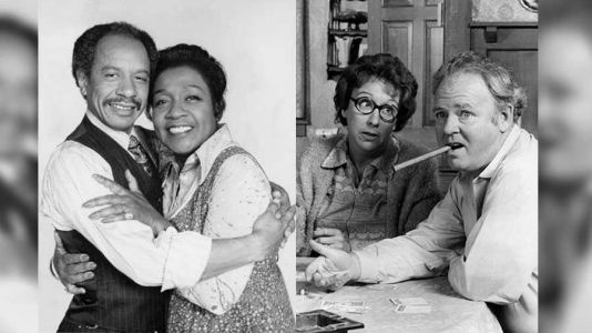 'All in the Family' and 'The Jeffersons' are being rebooted for a live TV special