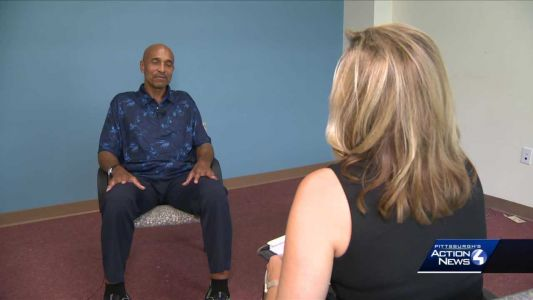 One-on-one with man released from prison after more than 40 years behind bars