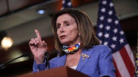 Pelosi calls for new sanctions on Moscow, amid 'Russian bounties' allegations