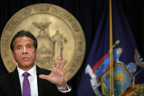 Cuomo accuser encourages others to come forward