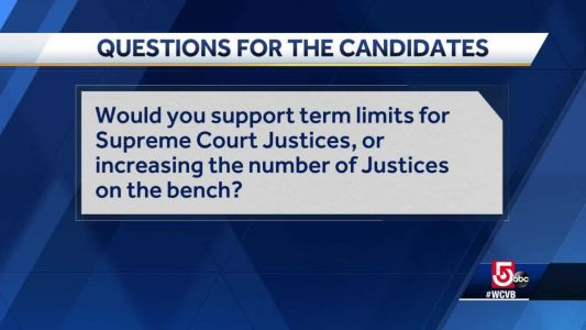 Do the Senate candidates in Massachusetts support changes to the Supreme Court?