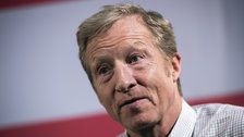 For Liberal Billionaire Tom Steyer, It's All About That Base