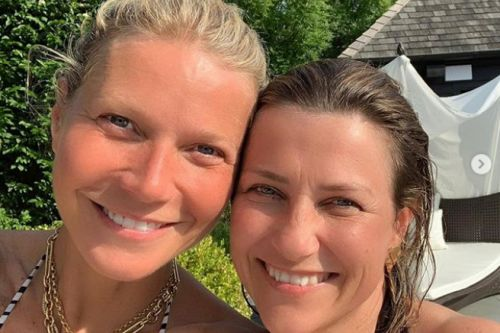 Gwyneth Paltrow hangs with Princess of Norway in the Hamptons