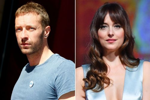 Chris Martin and Dakota Johnson are reportedly over