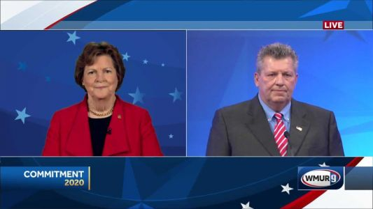 2020 NH U.S. Senate debate: How will NH get through COVID-19 crisis?