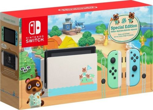 All the Nintendo Switch accessories for Animal Crossing fans