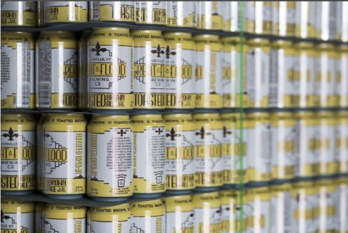 Louisville brewery opens new location-and this one has food
