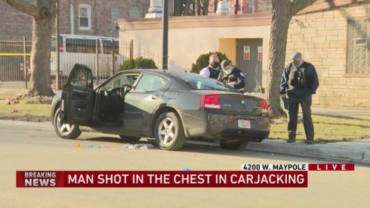 Police: Rideshare driver shot by passenger during attempted carjacking in West Garfield Park
