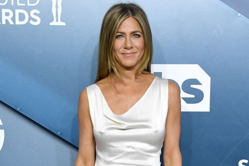 Jennifer Aniston's SAG Awards 2020 dress leaves little to the imagination