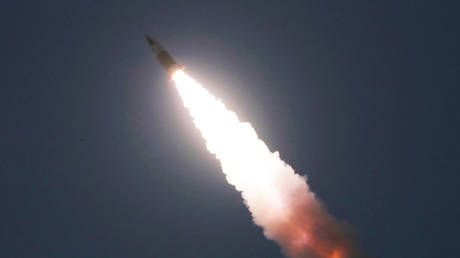 Pyongyang fires 2 short-range ballistic missiles into Sea of Japan - South Korea military