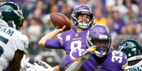 The Eagles defense called Kirk Cousins the 'weakest part' of the Vikings offense and he made them pay