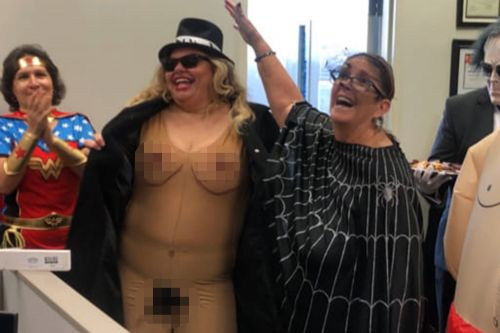This risqué costume may cost Florida school official $44,000