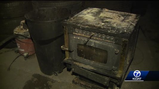 Why using a wood stove could be dangerous