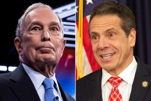 Cuomo: Bloomberg should 'break out another $100M' after debate disaster