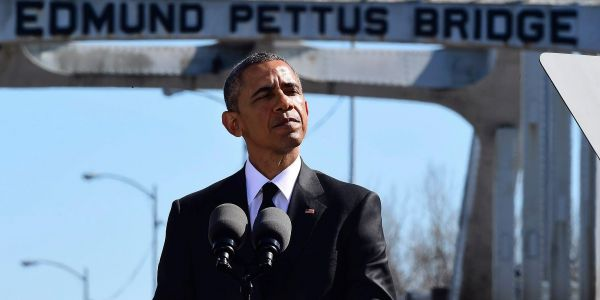 Obama releases statement on George Floyd: 'For millions of Americans, being treated differently on account of race is tragically, painfully, maddeningly 'normal''