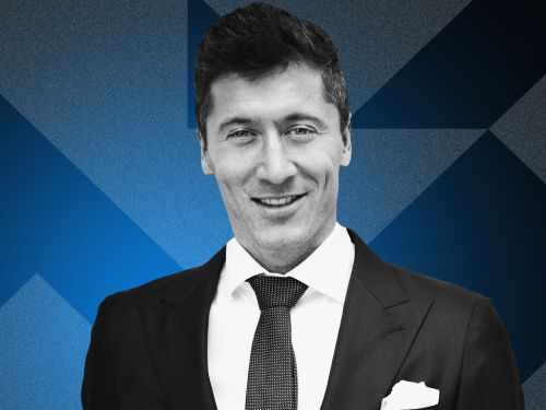 Footballer Robert Lewandowski - who once scored 5 goals in 9 minutes - explains why success is about more than just talent