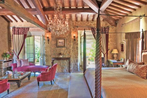 Tuscany's famed Borgo Santo Pietro resort launches a luxury skincare line