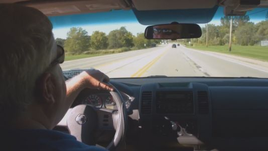 Suburban man gifted new truck after driving his Nissan Frontier over 1 million miles