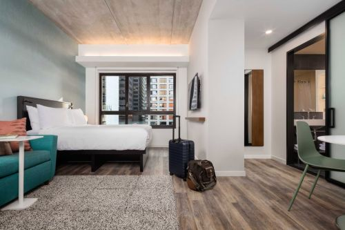 The Micro Hotel Trend Arrives in the City of Brotherly Love With Pod Philly