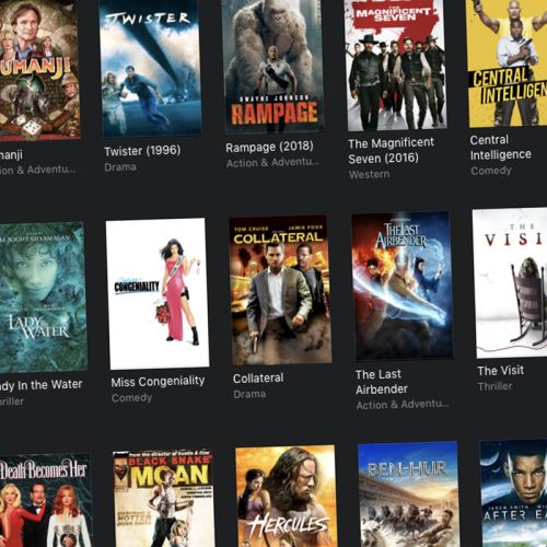 Add to your digital library with this $5 iTunes 4K UHD and Digital HD sale