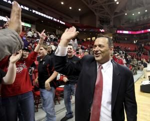 Gillispie back in Division I close to home at Tarleton State
