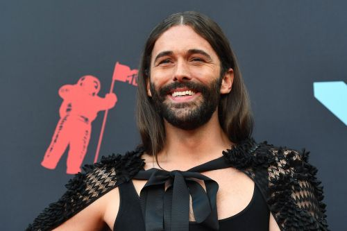 Jonathan Van Ness 'showered with grace' after revealing HIV diagnosis