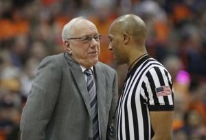 Syracuse coach Boeheim strikes, kills pedestrian on highway