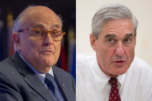 Giuliani: Mueller to finish Trump obstruction probe by Sept. 1