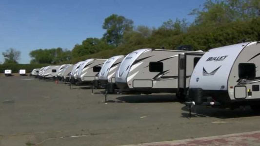 New resources arrive at Cal Expo to help homeless during virus outbreak