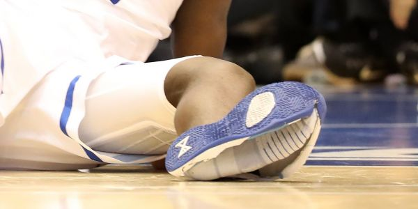 Nike shares slide in pre-market trading after Zion Williamson's sneaker malfunction