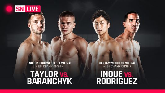 Taylor vs. Baranchyk results: Josh Taylor dominates Baranchyk and Naoya Inoue annihilates Rodriguez to advance in WBSS