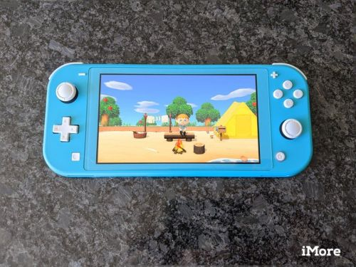 The Switch Lite's lack of visual output makes it hard to stream gameplay