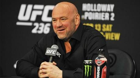 UFC boss Dana White seals new 10-year UFC deal, open to moves into boxing and NFL