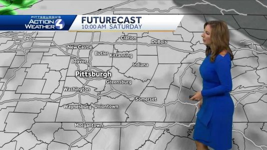 Rain Showers Return for Part of the Weekend