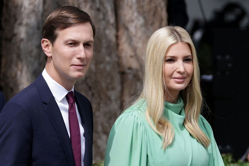 Jared Kushner and Ivanka Trump threaten to sue Lincoln Project over Times Square ads