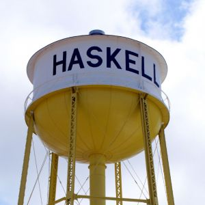 45. Haskell County, Texas