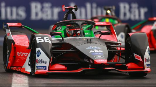 Formula E driver disqualified from virtual race, fined for letting pro gamer drive for him