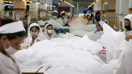 1 Million Bangladeshi Garment Workers Lose Jobs Amid COVID-19 Economic Fallout