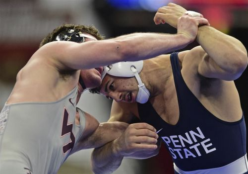 NCAA wrestling: Returning champs set sights on more glory in Pittsburgh