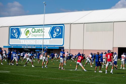 Giants players will not attend voluntary workouts due to COVID-19 concerns