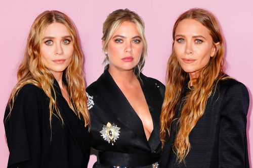 Ashley Benson really wants to be an Olsen twin