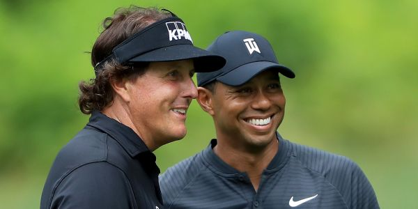 How Tiger Woods and Phil Mickelson's longstanding rivalry turned into golf's biggest bromance